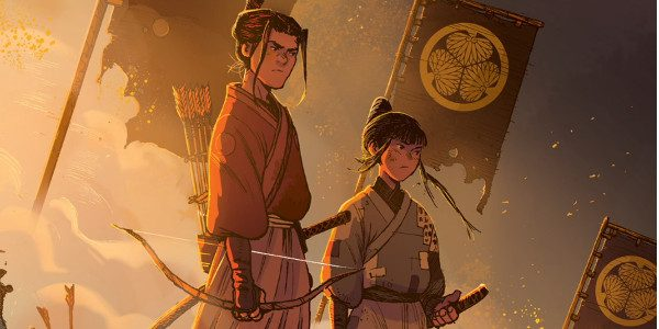 Greg Pak & Giannis Milonogiannis Launch A New Samurai Action Epic in March 2019 BOOM! Studios today revealed a first look atRONIN ISLAND #1, kicking off a new five-issue limited […]