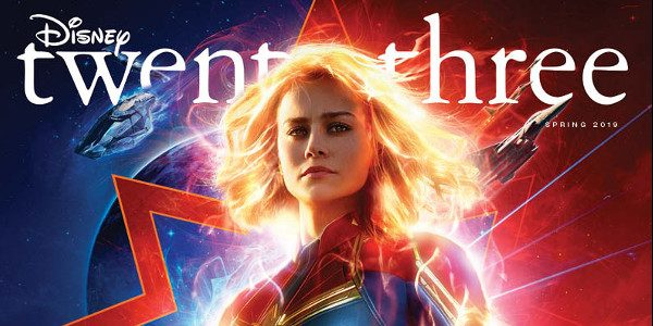 BRIE LARSON GOES HIGHER, FURTHER, AND FASTER FOR A BEHIND-THE-SCENES LOOK AT THE MAKING OF THE THRILLING NEW MARVEL STUDIOS FILM PLUS, D23 TAKES READERS UNDER DUMBO'S BIG TOP; AVENGERS: […]