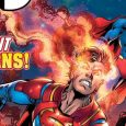 Jon Kent returns in DC Comics' Superman, issue 8. He's older and he's wiser.