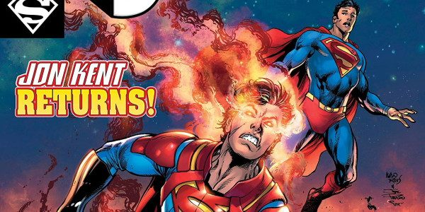 Jon Kent returns in DC Comics' Superman, issue 8. He's older and he's wiser. It's all about Jon Kent's 'endless summer' vacation with Granddad Jor-El, and it's as angst-filled as […]