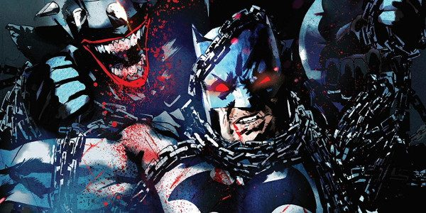 The pressure is on as Batman races against time as the Joker virus continues to course through his body, rapidly changing his entire being. Meanwhile, the Batman Who Laughs is […]
