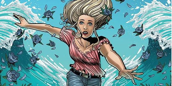 It's spooky when you float underwater, near death. It's The Girl In The Bay, from Dark Horse's Berger imprint. Written by J. M. DeMatteis with art by Corin Howell, (coloured […]