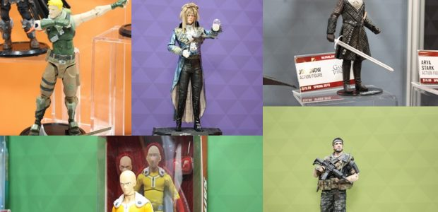 Winter Is Coming! Just Wow! McFarlane Toys move into a new direction by increasing their articulation to 22 points per character. The focus is that this will be the new […]