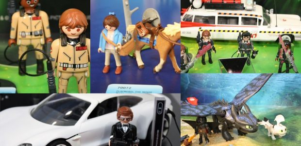 One body, millions of possibilities!You just have to love Playmobil. They've always been based on a very simple body shape for their figures. It's what you do with it afterward […]