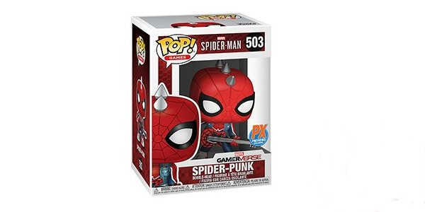 Straight out of one of the hottest video games of the past year, Funko is introducing the PREVIEWS Exclusive Spider-Punk Pop! figure! Marvel's Spider-Man video game, one of the best-selling […]