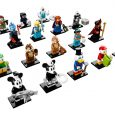The latest LEGO minifigure series features eighteen beloved Disney characters, hitting shelves 5/1.