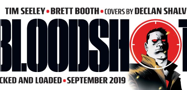 Prepare for Vin Diesel's Bloodshot movie with a new series from Tim Seeley and Brett Booth Before Vin Diesel breaks the box office as Bloodshot in Sony Pictures' upcoming feature […]
