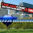 Diamond Select Toys, currently celebrating its 20th birthday, is returning once more to Chicago to participate in C2E2, the Chicago Comics and Entertainment Expo!