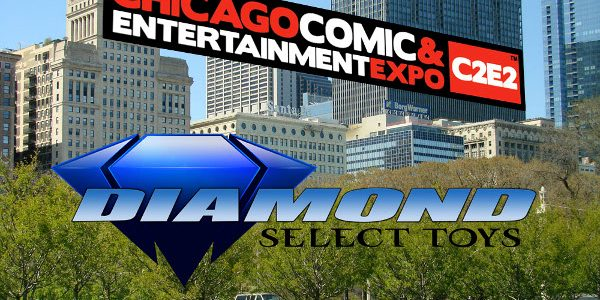 Diamond Select Toys, currently celebrating its 20th birthday, is returning once more to Chicago to participate in C2E2, the Chicago Comics and Entertainment Expo! From Friday, March 22 through Sunday […]