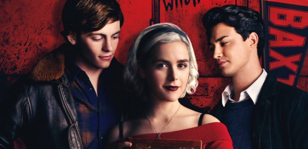 Double double boys and trouble. The trailer has arrived for Part 2 of Chilling Adventures of Sabrina, launching globally April 5, Only on Netflix. Chilling Adventures of Sabrina re-imagines the […]
