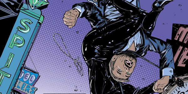 Selina's most ambitious job to date and all pulled off under the nose of Detective Hadley Someone made the BIG mistake of attempting to rob Catwoman's home, I mean come […]