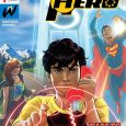 The return of a Silver Age comic title, on redial for new readers. From DC, Dial 'H' for Hero.