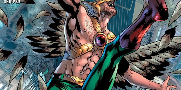 It's the showdown that everyone has been waiting for, it's Hawkman against the Deathbringers!!!! And London is falling apart as the Deathbringers scour across London wreaking chaos as Hawkman confronts […]