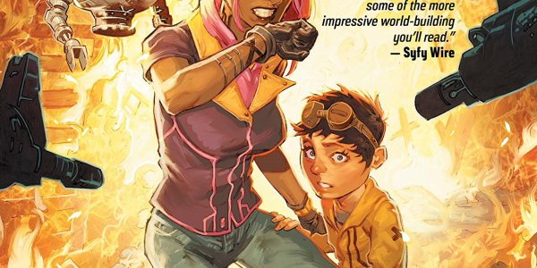 Akan seems to know Thirteen better than she knows herself as he convinces her to help Minnow get home. The artwork in this issue is incredible, its really setting the […]