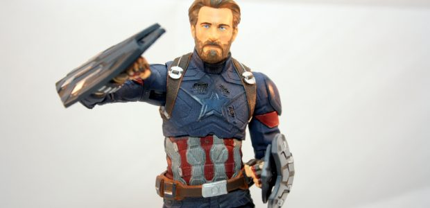 """""""Get this man a shield"""" Captain America showing up in Avengers: Infinity War, looking worn and ragged, was quite the different look for him. You tell he's been on the […]"""