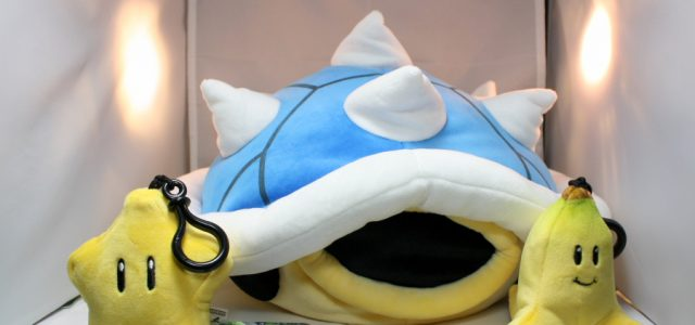 Mario Kart has just gotten some of the softest plushes around!