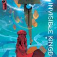 Dark Horse brings us the first issue of Invisible Kingdom, and it's stunning!