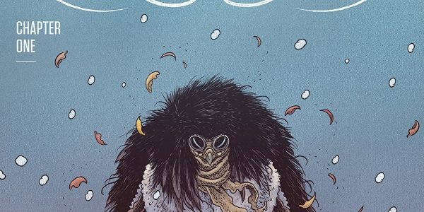 Issue #1 of Little Bird, from Image, hits stride in a fast and unique way. The visuals by Ian Bertram are simply wonderful. The line style is reminiscent of Moebius […]
