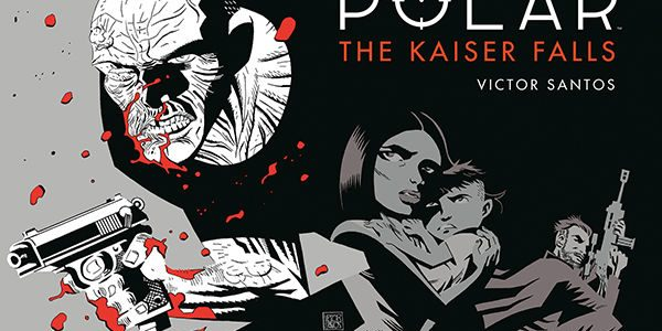 The aging assassin Black Kaiser emerges from retirement in Polar: The Kaiser Falls, from Dark Horse. Kaiser, a hit man from wayyy back, has had better days. He's now old, […]