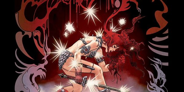 Take note of this one: a new story by writer Roy Thomas and illustrator Esteban Maroto? From Dynamite, it's Red Sonja, Ballad of the Red Goddess. Available in English for […]