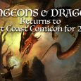 DUNGEONS & DRAGONS SESSIONS RETURNS TO EAST COAST COMICON 2019!