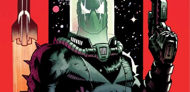 "Grendel Prime's Saga Continues in ""Grendel: Devil's Odyssey"" Grendel Prime searches the stars for a new home for mankind, and Matt Wagner returns to his darkest creation! Today, Dark Horse […]"