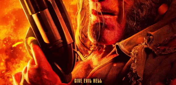 Lionsgate has released the trailer from HELLBOY Hellboy is back, and he's on fire. From the pages of Mike Mignola's seminal work, this action packed story sees the legendary half-demon […]