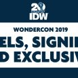 Big Exclusives and Exceptional Creators at WonderCon Booth #1109!
