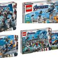 Ahead of the highly anticipated Avengers: Endgame, The LEGO Group is releasing 5 construction sets inspired by the film.
