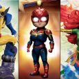 Adding to their popular line of D-Stage Dioramas and Egg Attack Action Figures, Beast Kingdom is welcoming Wolverine, Phoenix and Captain Marvel to the family in a series of PREVIEWS […]