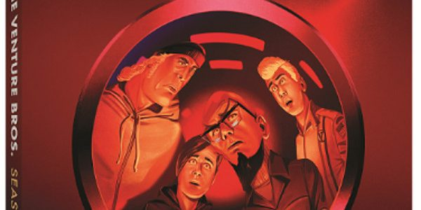 Season Seven, Coming to Blu-ray & DVD Catch up with Team Venture while they take on their usual enemies, partner with allies and explore the unknown when the seventh season of Adult Swim's hit […]