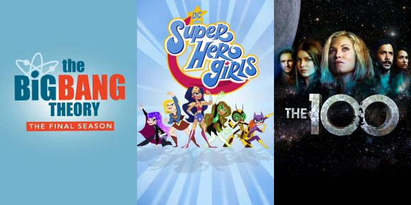 Q&A Panels with The 100, The Big Bang Theory Writers and DC Super Hero Girls,vPlus The 100's Season Six World Premiere Screening in Anaheim March 30–31 Celebrating finals, firsts and […]