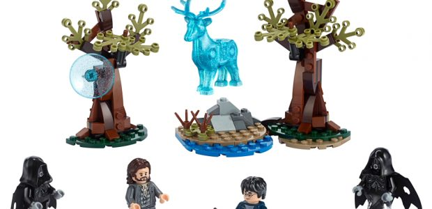 The LEGO Group has revealed a collection of 6 new LEGO building sets inspired by the Harry Potter films, bringing fan-favorite characters and scenes to life in LEGO form. 75945 […]