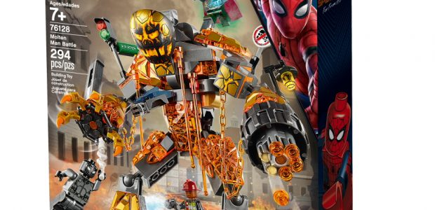 Last week, the LEGO Group officially revealed three building sets inspired by the much-anticipated Spider-Man: Far From Home film, in theaters July 5, 2019. Announced today, the three sets will […]