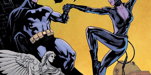 Batman is fighting back and he dies the best way he knows, with Catwoman's help! I love that even when Batman is drugged and helpless, he's never helpless. It's taken […]