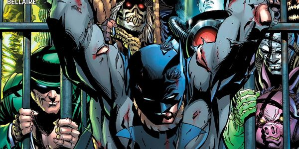Wow, Batman woke up and he is not in a good mood! This was a brilliant issue Batman finally fights his way out of his induced nightmares and comes out […]