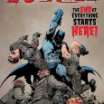 It's rotting and rough, it's decaying and decadent, it's DCeased #1 from DC Comics.