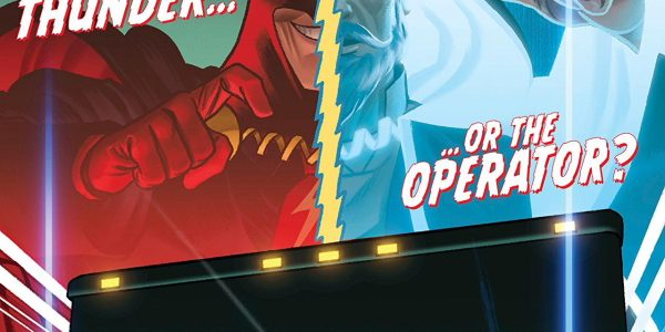 Now that Miguel and Summer are on the lam in a stolen Mayo truck, things start to go REALLY wrong. It's DC's Dial 'H' For Hero, issue 2. Everyone is […]