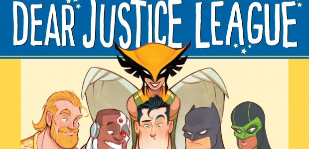 New Middle Grade Original Graphic Novel from DC Zoom Hits Stores Everywhere Books are Sold on August 6, 2019 Available to Pre-Order Now DC revealed today a new book trailer […]