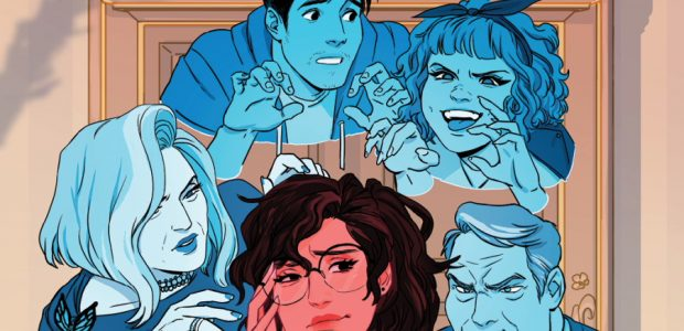 Discover Love, Laughter, And the Afterlife in the City of Angels this July 2019 BOOM! Studios announcedGHOSTED IN LA, a brand new comic book series from GLAAD Media Award-nominated writer […]