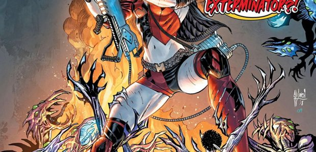 Harley finds herself up to her eyes in alien attackers, well she would break into Tony Starks Labs! These trials are getting crazier and crazier but then it turns out […]
