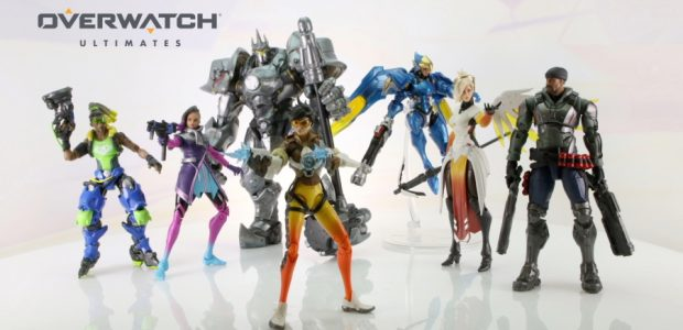 OVERWATCH ULTIMATES SERIES 6-INCH Figure & Dual Pack Assortments, as well as the 6-INCH REINHARDT Figure, are now available at most major toy retailers in the U.S. and Canada, including […]