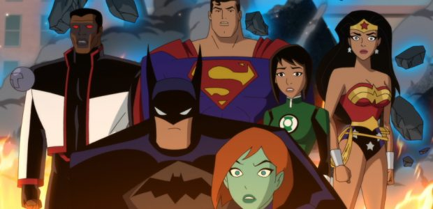 """Warner Bros. Home Entertainment has released a new clip from """"Justice League vs. The Fatal Five"""" ich is now available on Digital and will arrive on 4K Combo Pack and […]"""