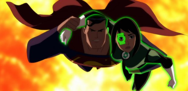 "Warner Brothers Home Entertainment has released a new clip (featuring one of the more heartfelt moments between Jessica Cruz & Star Boy) from ""Justice League vs. The Fatal Five,"" which […]"