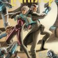 Lightstep, the sci-fi adventure ends its miniseries with issue #5. It's been a visually fascinating space ride with January Lee and Jazzman.