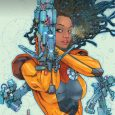 "Livewire is back, from Valiant. Issue #5 starts a new story arc: ""Guardian""."