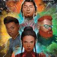 """Valiant's Psi-Lords launches its first issue this week. Written by Fred Van Lente, and illustrated by Renato Guedes, it's the """"origin of the species""""."""