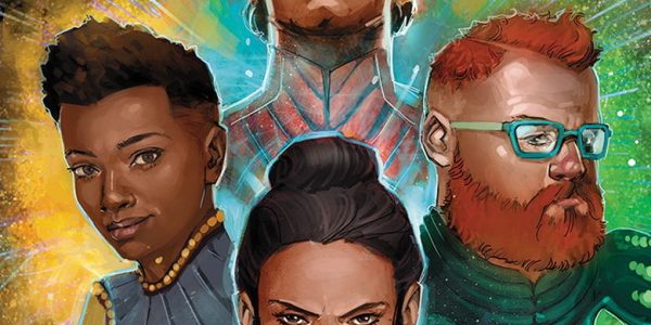 """Valiant's Psi-Lords launches its first issue this week. Written by Fred Van Lente, and illustrated by Renato Guedes, it's the """"origin of the species"""". It's also a bit of an […]"""