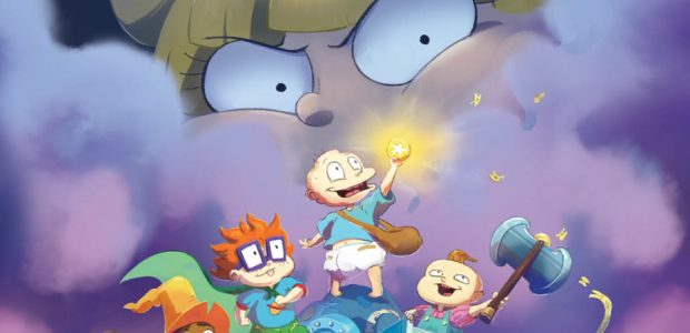 Discover One Token To Rule All the Babies in Their Very First Graphic Novel Adventure BOOM! Studios today announced the first-ever Rugrats original graphic novelRUGRATS: THE LAST TOKEN, about the […]