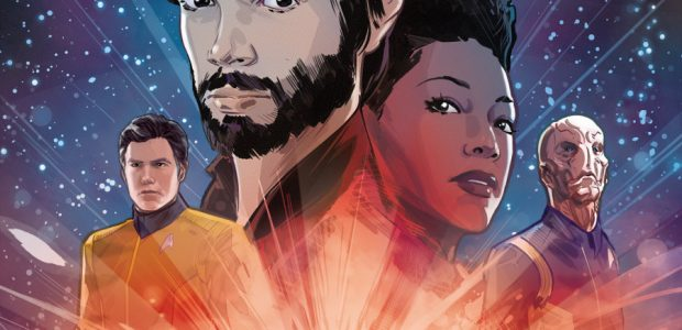 IDW Publishing's New Comic Book Miniseries Explores Spock's Past with Michael Burnham Following the shocking events of the Season Two finale, the thrills of CBS's wildly popular Star Trek: Discovery continue in […]